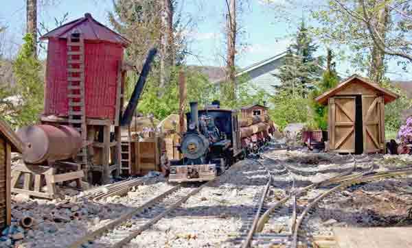 The Kittatinny Mountain Railroad