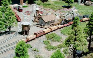 1:24 scale garden railroad