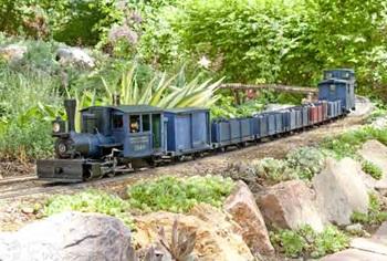 The Nepenthes, Gestalt, & Delirium Railway