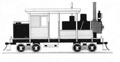 Build a 1:20.3-scale railbus