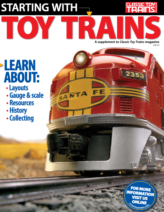 A Beginners Guide to Toy Trains