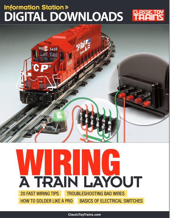 Wiring a Train Layout