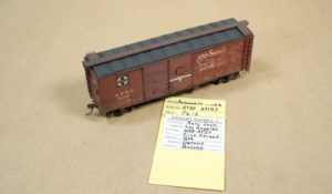 Basics of car cards and waybills for model railroad operation