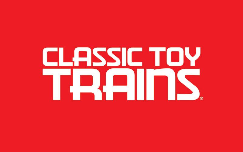 Classic Toy Trains magazine logo