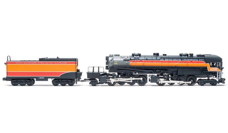 MTH O gauge RailKing Imperial Cab-Forward 4-8-8-2 steam locomotive