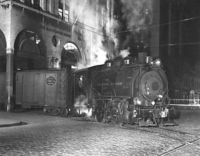 Baltimore & Ohio C16-class 0-4-0T No. 98