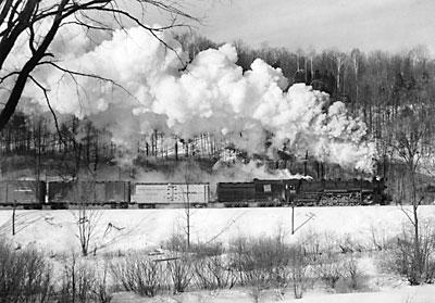 Central Vermont 2-10-4 No. 703