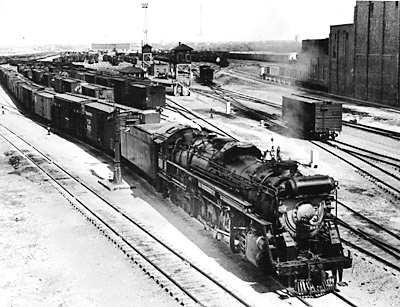 Texas & Pacific 2-10-4 No. 645