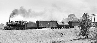Canadian National 2-6-0 Mogul no. 86
