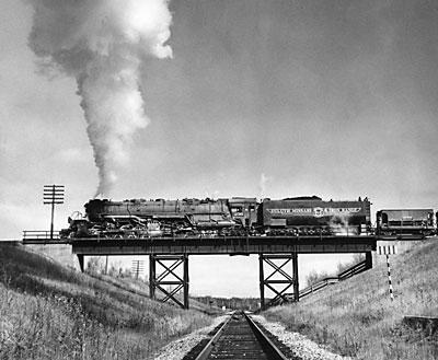 Duluth, Missabe & Iron Range 2-8-8-4 No. 236