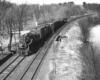 a steam freight train