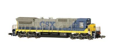 Bachmann Spectrum HO scale GE Dash 8-40C diesel locomotive