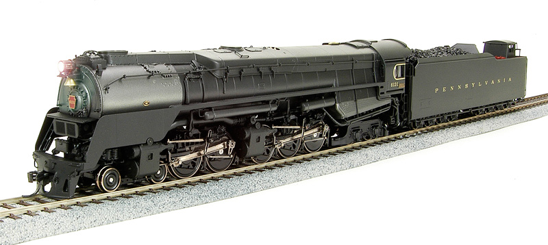 Broadway Limited Pennsyvania RR Q2 4-4-6-4