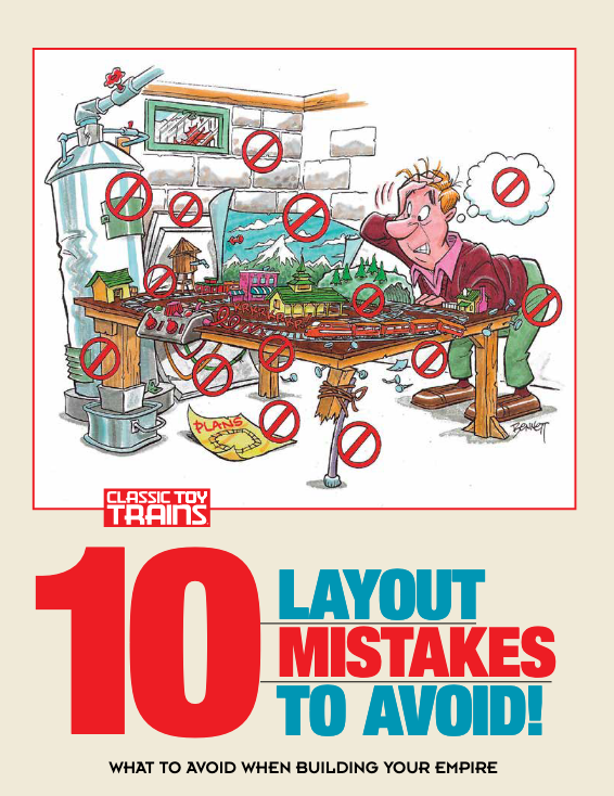 10 layout mistakes to avoid