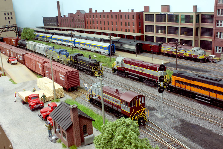 HO scale Canadian Pacific Montreal Terminals_02