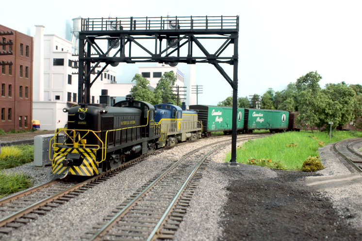HO scale Canadian Pacific Montreal Terminals_04