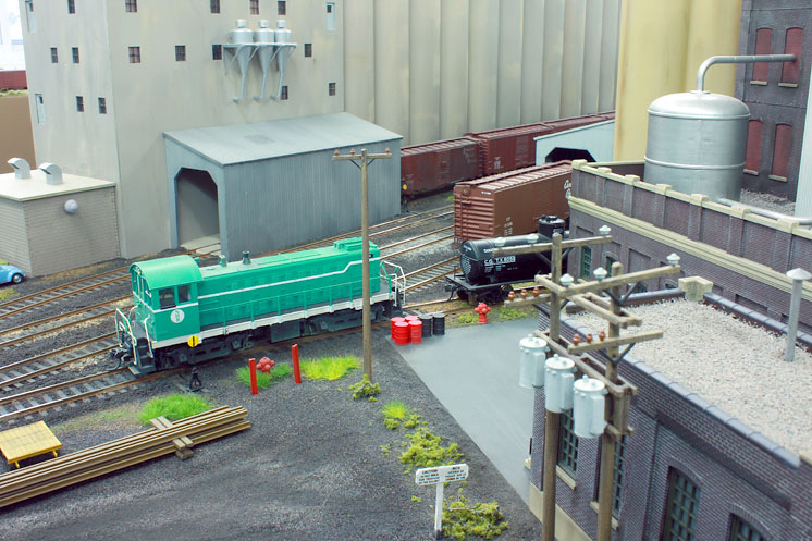 HO scale Canadian Pacific Montreal Terminals_06