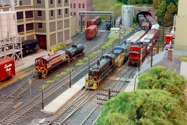 HO scale Canadian Pacific Montreal Terminals_07