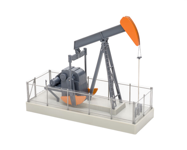 Atlas O scale operating oil pump