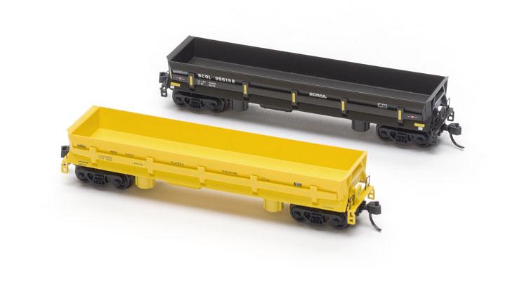 Atlas Model Railroad Co. N scale Difco dump car