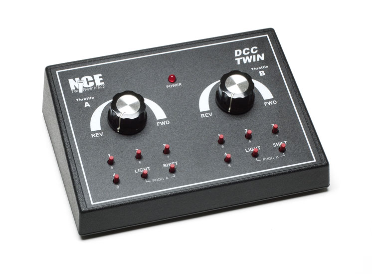 NCE DCC Twin