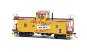 Athearn HO scale International Car Co. caboose