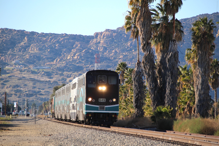 Amtrak_Metrolink_Lassen