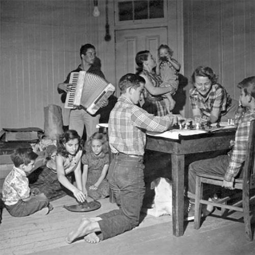 Leah Rosenfeld's children at play