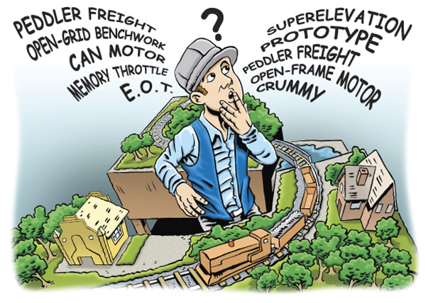 learn the basics of model railroading