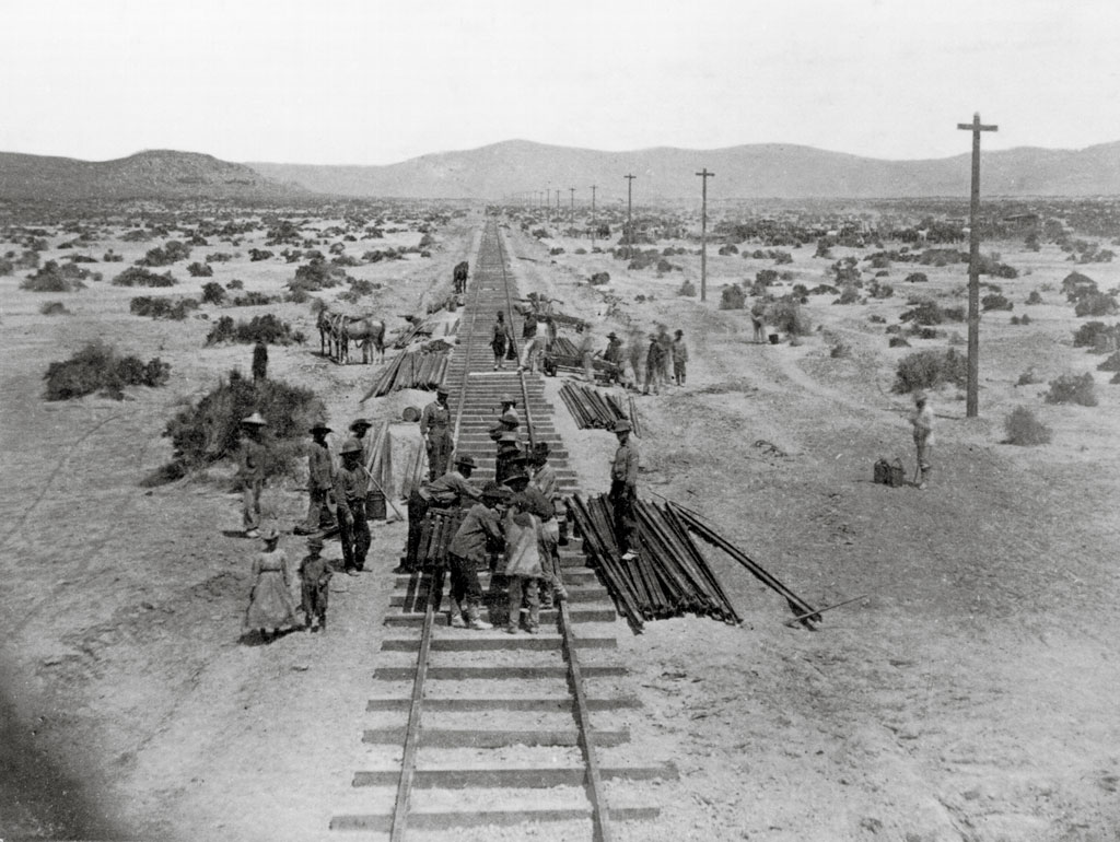 Chinese workers transcontinental railroad