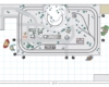 Donald and Miriam Pruter 12 x 20-foot O gauge Christmas layout track plan