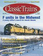Classic Trains Winter 2006