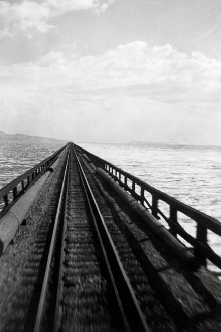 Southern Pacific's Lucin Cutoff