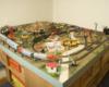 Walt Downer's collection of postwar displays