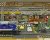 Craig Chidester's O gauge postwar layout
