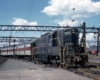 a diesel electric passenger train