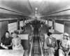 Passengers inside coach