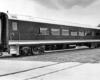 Streamlined passenger coach
