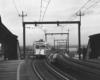 Illinois Terminal Railroad PCC car near St. Louis.