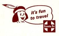 it's fun to travel Santa Fe
