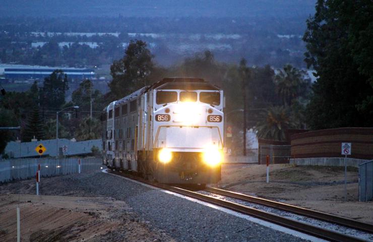 Metrolink_Riverside_Lassen