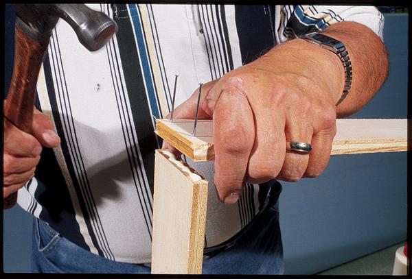 nailing benchwork