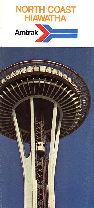 Chicago-Seattle North Coast Hiawatha