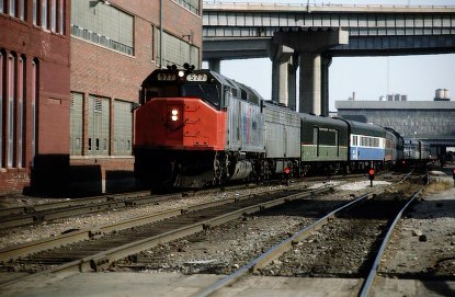 Amtrak's Twin Cities Hiawatha Milwaukee Wis