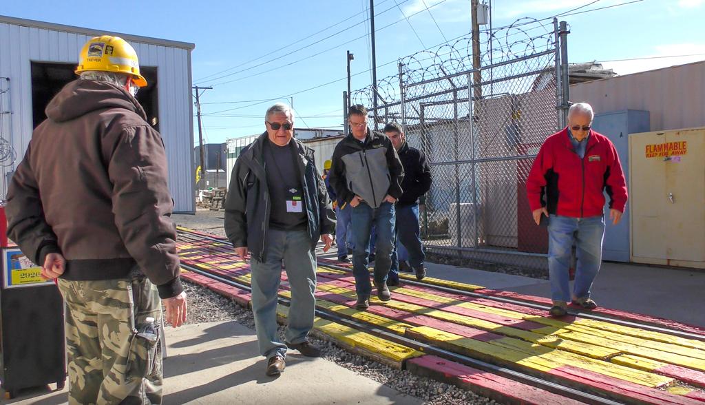 Railroad Passenger Car Alliance tour ATSF No. 2926 photo by Thomas Scalf