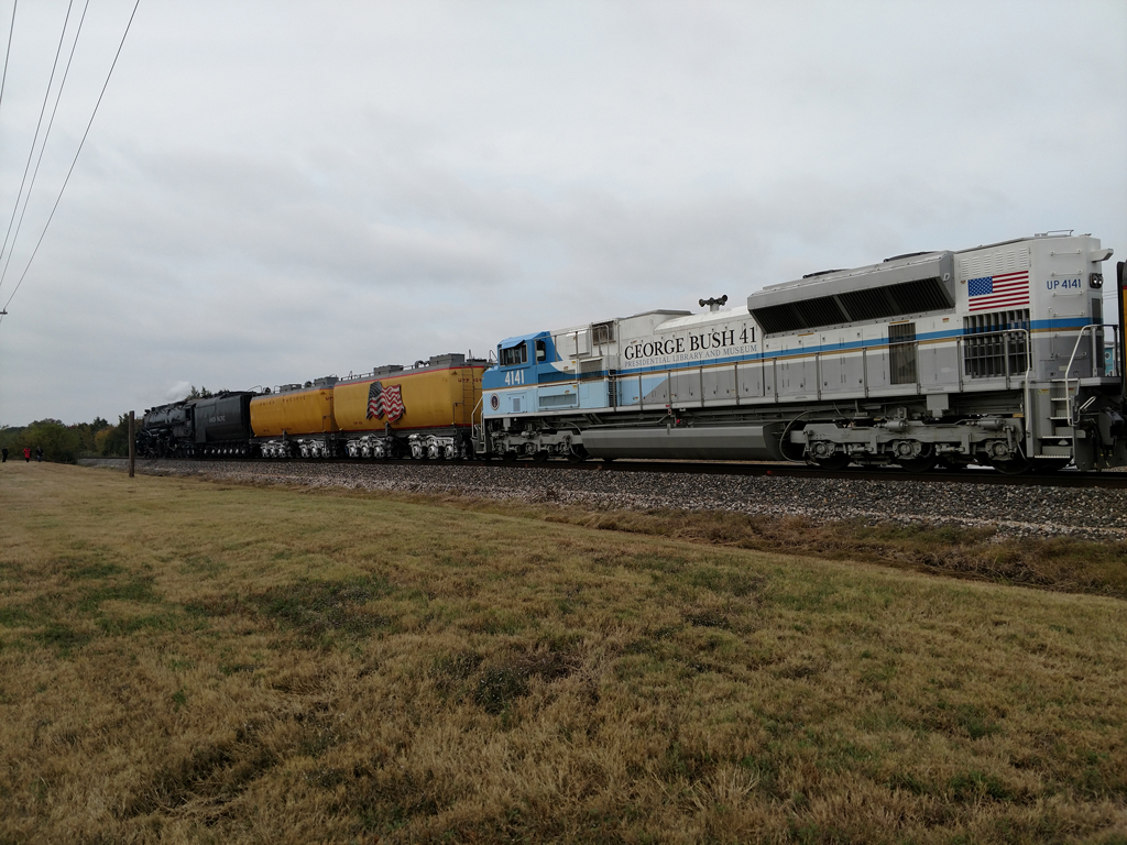 Union Pacific 4141 UP 4014