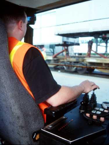 Willow Springs crane operator