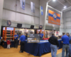 Lionel's booth at York was highlighted by the announcement of a new scale-sized GG1 in the company's Vision Line series.
