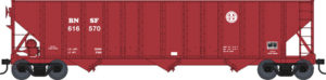 Bowser Manufacturing Co. Inc. HO scale 100-ton three-bay hopper
