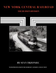 New York Central: The Hudson Division book